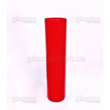 Ваза цилиндр Red высота-680мм, d-150мм